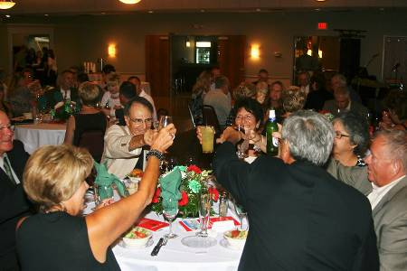 Venetian Club Banquet Hall 100th Anniversary Party Cheers1